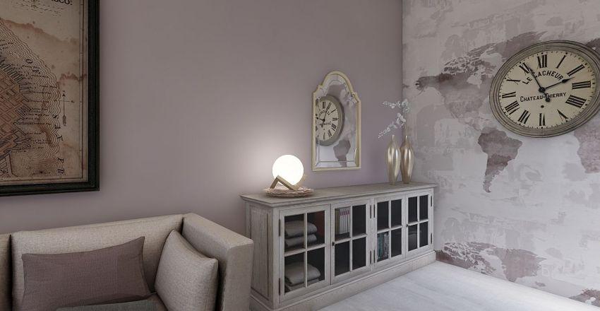 restoration hw Interior Design Render