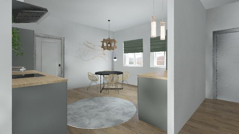 talo 2 Interior Design Render