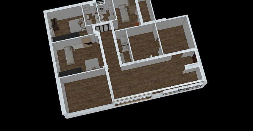 a2 Interior Design Render