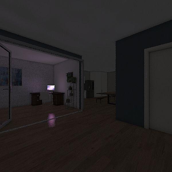 cssiiso dream Interior Design Render