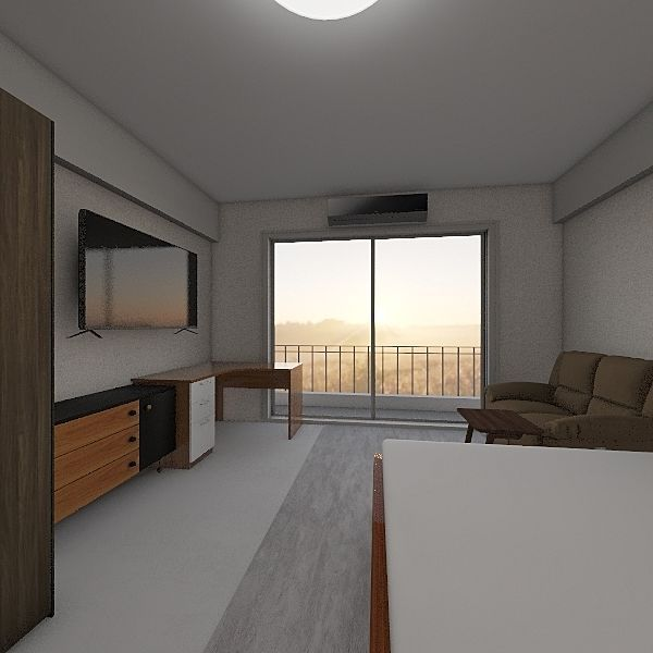 2F Interior Design Render