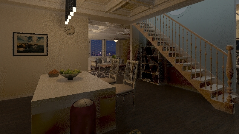 Rich Iowan Person... Anna Interior Design Render