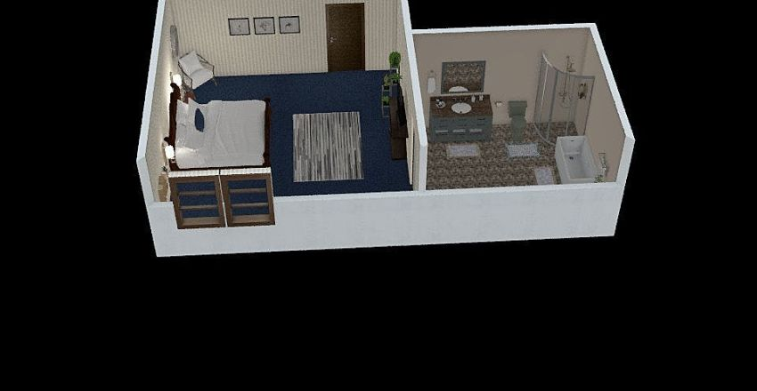Mariah Spackman DB Interior Design Render