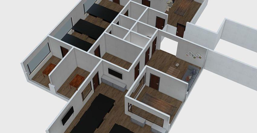 fidencio Interior Design Render