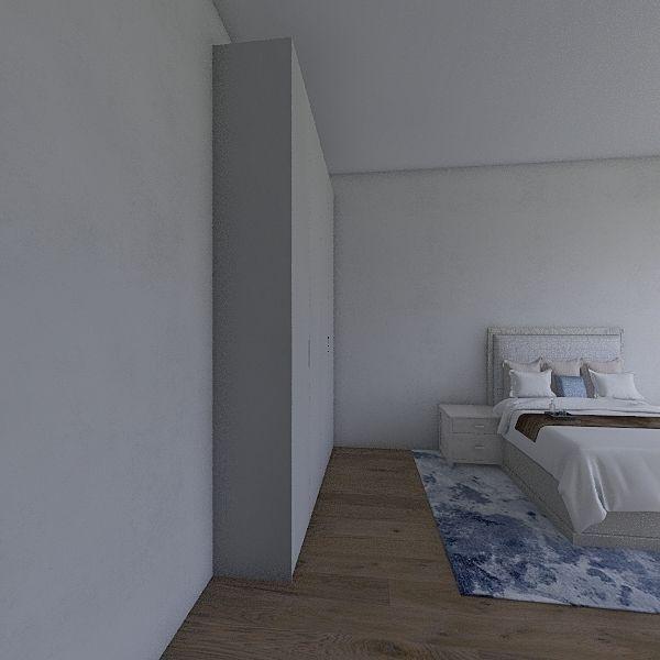 Tessa Wright Dream Room Interior Design Render