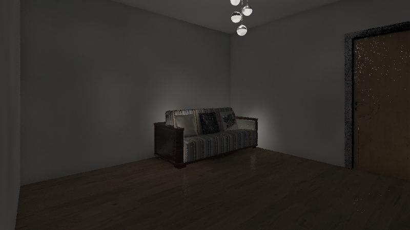 343 Interior Design Render