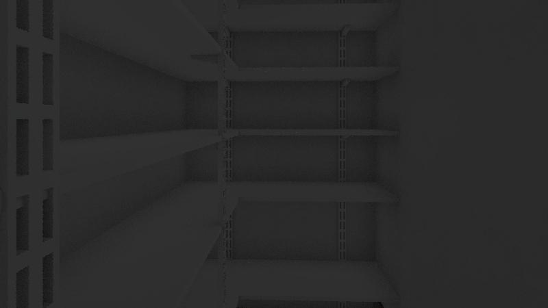 Nasz Mały Grochów z Garderobą Interior Design Render