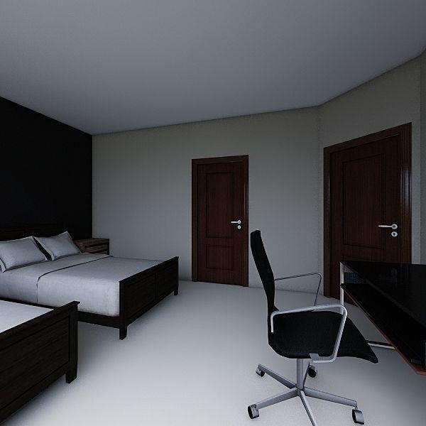Soukaina Happy Map Interior Design Render