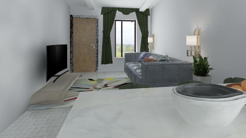 Pìnhalzinho Interior Design Render