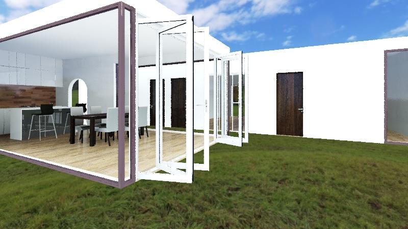 BOSQUES DE ALCALA Interior Design Render