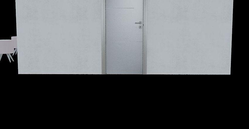 Master Bedroom v5 Interior Design Render