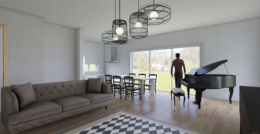 Piotrkowiczki_v2 Interior Design Render
