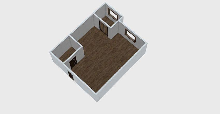 1-комн_0313 Interior Design Render
