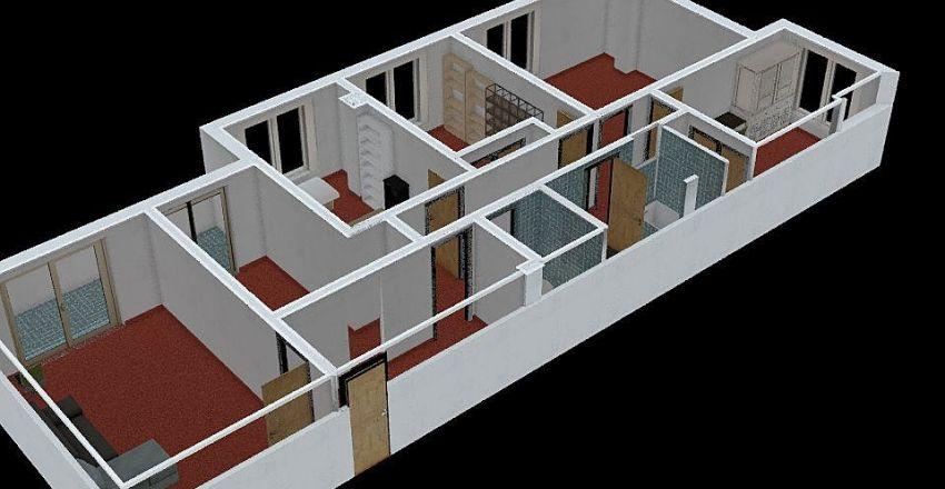 plano tasacion Interior Design Render