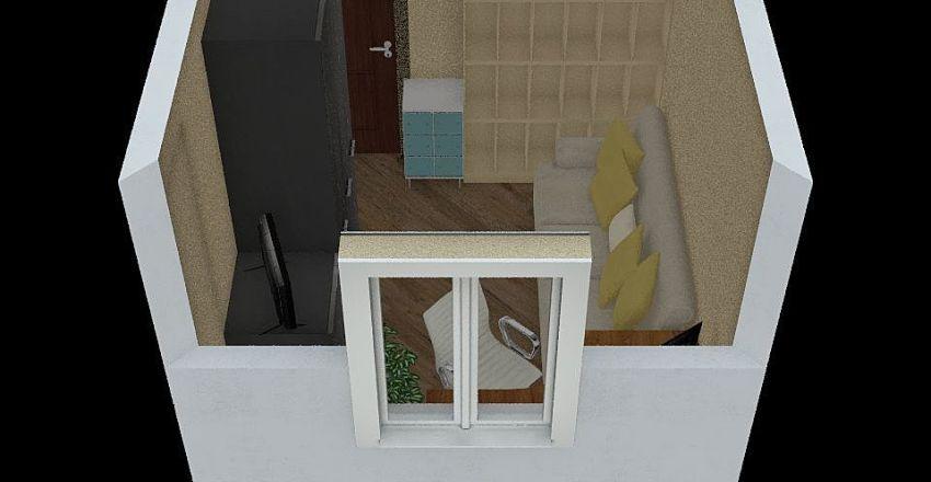 Настя 1 Interior Design Render