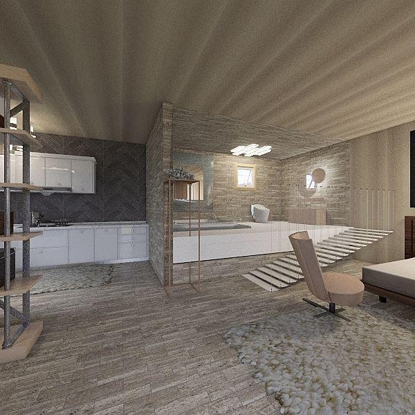 odmor Interior Design Render