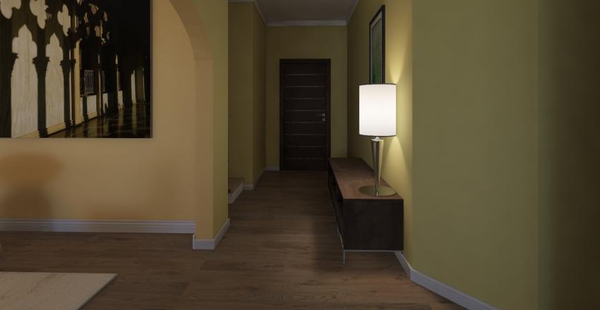 Dorchester Interior Design Render