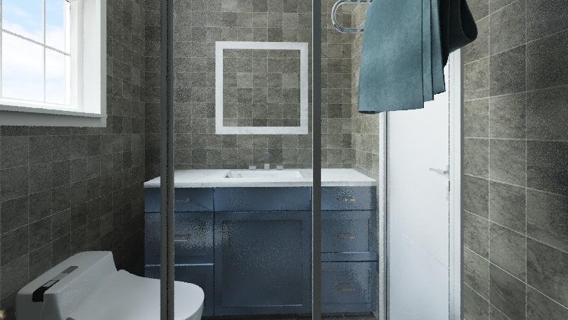 Westwood Home Current Interior Design Render