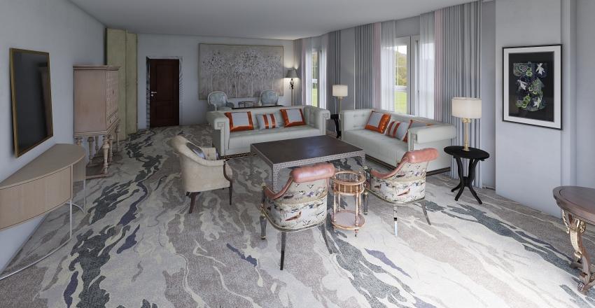 46 THS Interior Design Render