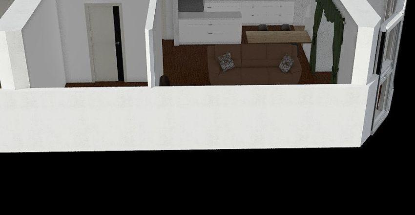2 - 3 Interior Design Render