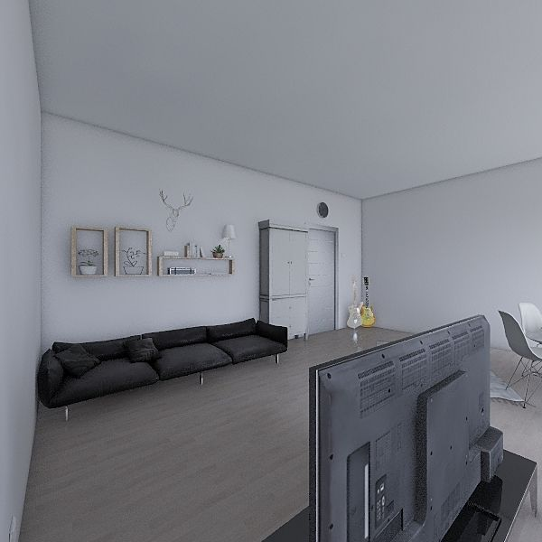 mojeto Interior Design Render