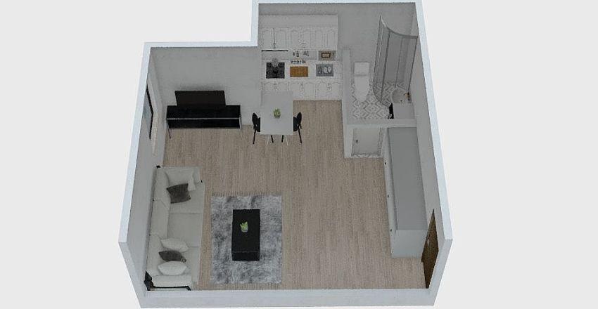 TomasMokyklos Interior Design Render