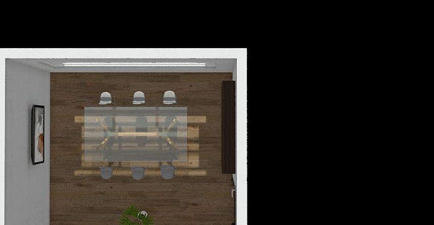 QiTech sala reuniao Interior Design Render