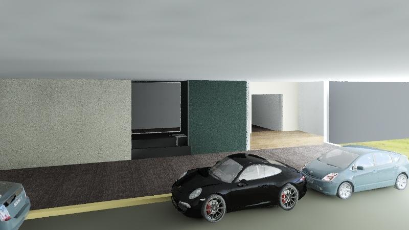 puerta larc Interior Design Render