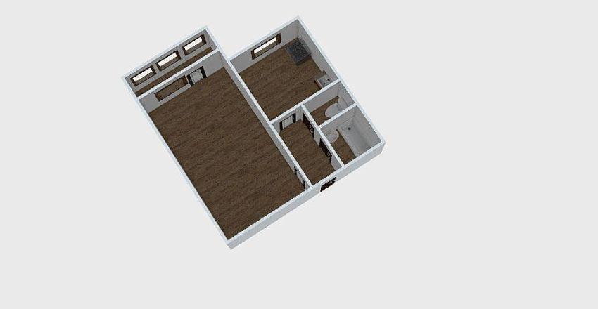 1-комн_0314 Interior Design Render