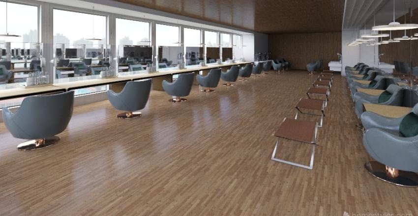 salar 123 Interior Design Render