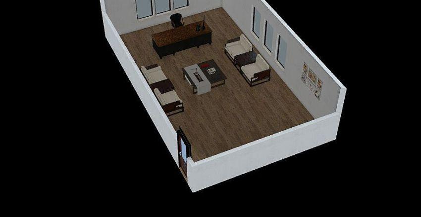 ali Interior Design Render