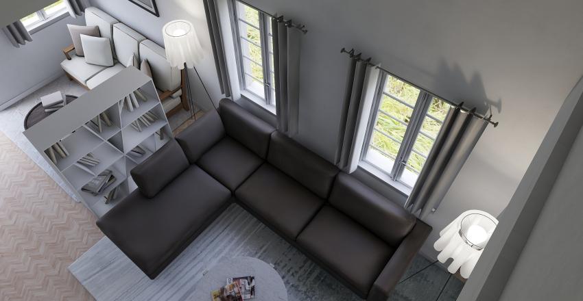 Country House BERGAMO Interior Design Render
