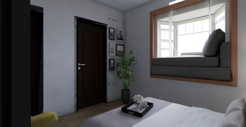It's my brother's room Interior Design Render