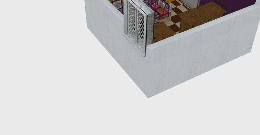 ELFERGANY KARMA ROOM Interior Design Render