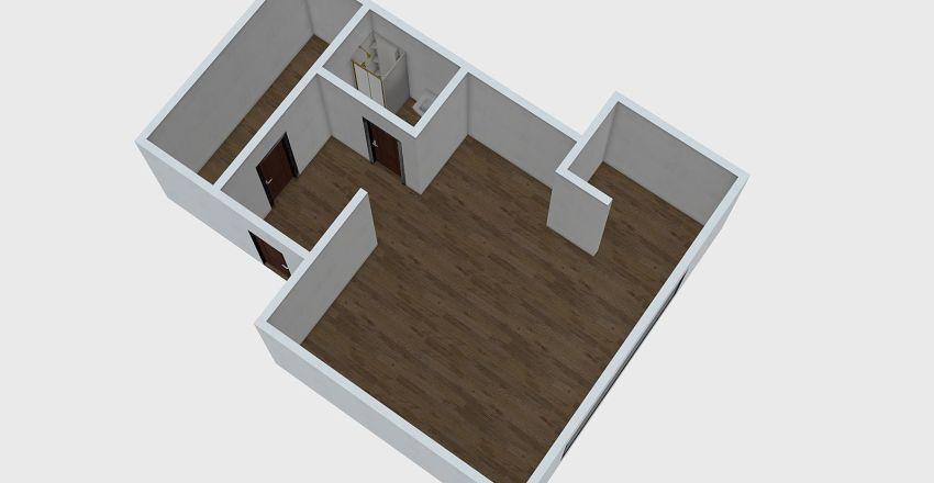Radlicka Interior Design Render