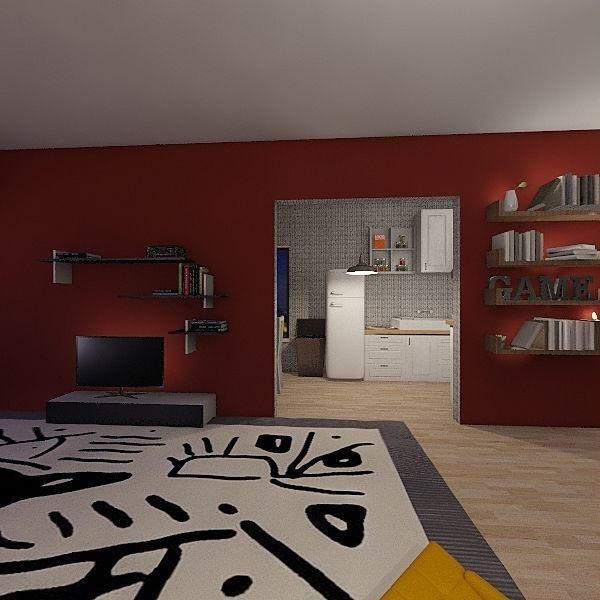 2 Interior Design Render