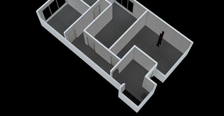 3290 as builts Interior Design Render