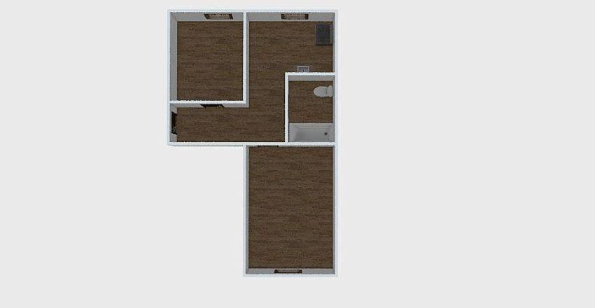 2-комн_0300 Interior Design Render