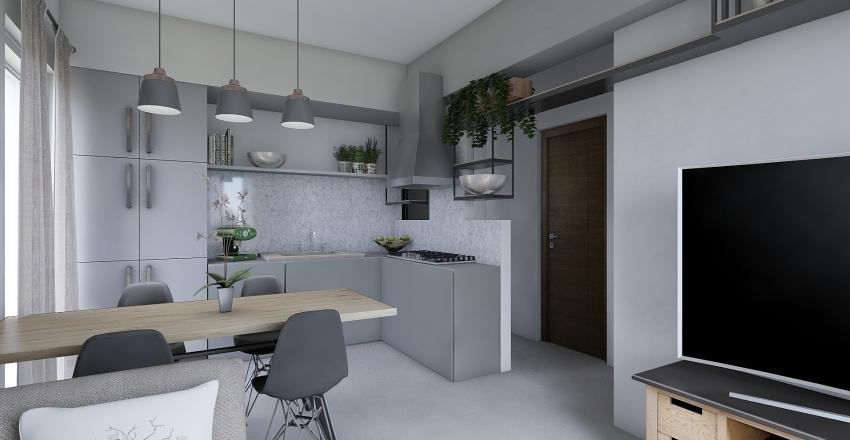 galati Interior Design Render
