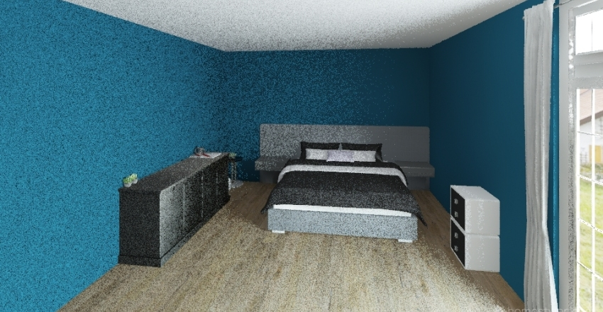 YADISSSSS HOUSE  Interior Design Render