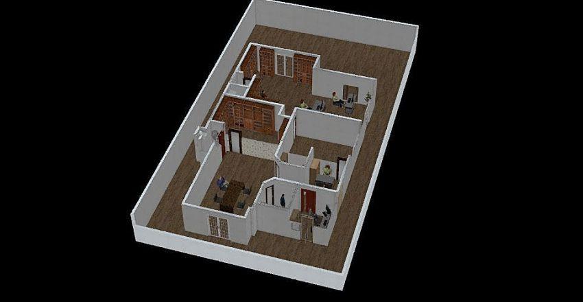 antonio terra Interior Design Render