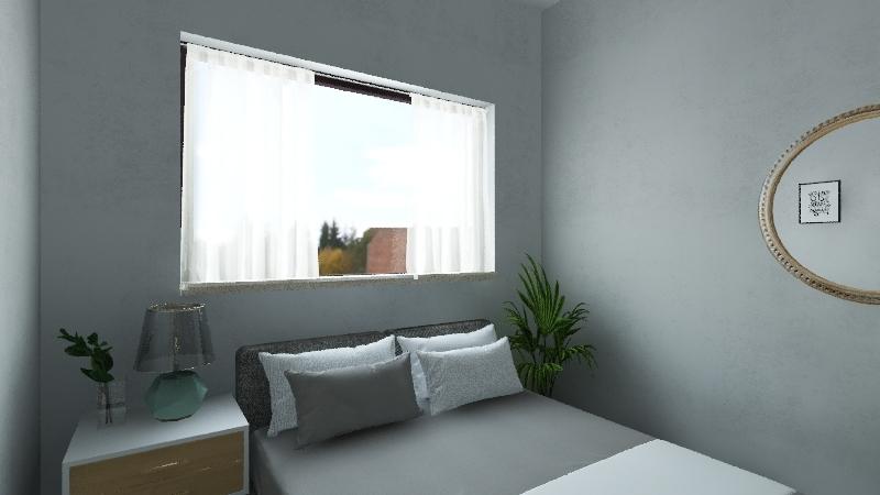 TEC assignment Interior Design Render