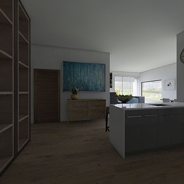 Horizon revised Interior Design Render