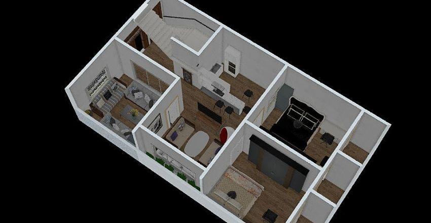 Ground 120 New Design Interior Design Render