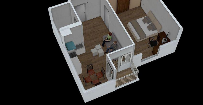 NS1 Interior Design Render