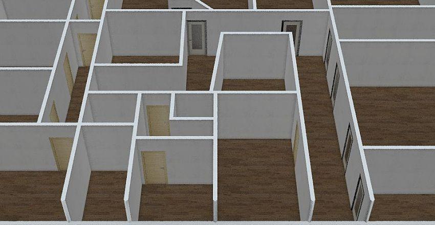 Протей Interior Design Render