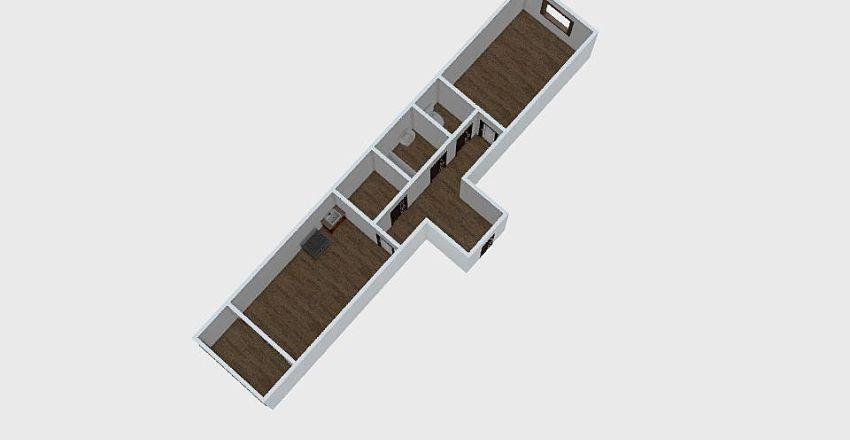 1-комн_0317 Interior Design Render