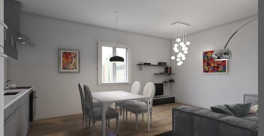 render baracca Interior Design Render