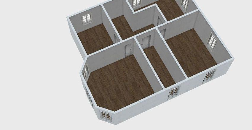 floor 2 Interior Design Render