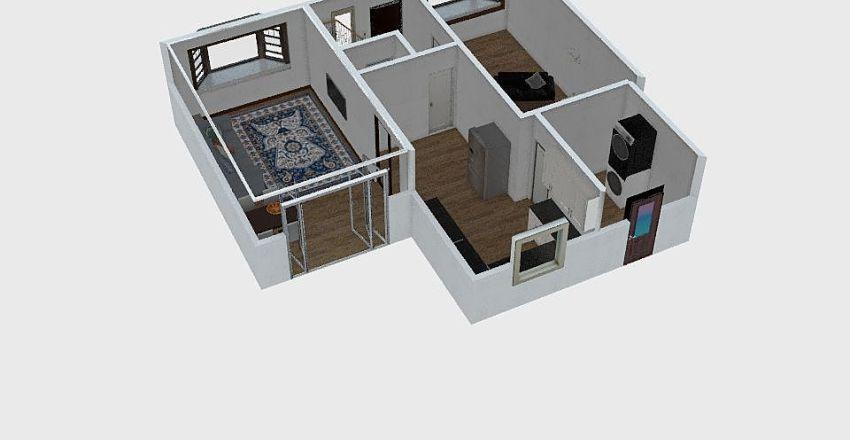 Tapton Hill Ground - Mod1 Interior Design Render
